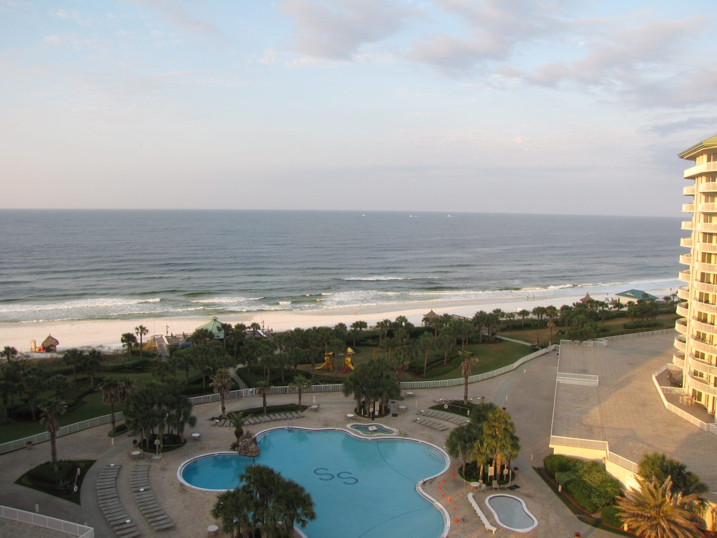 Silver Shells Beach Resort and Spa Destin Florida
