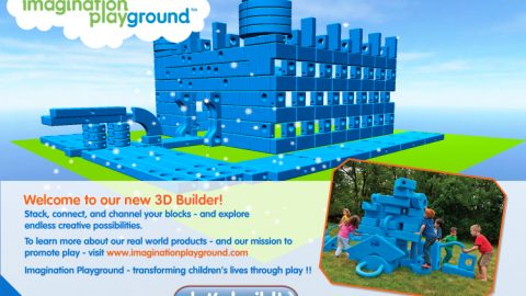 A Virtual Imagination Playground!