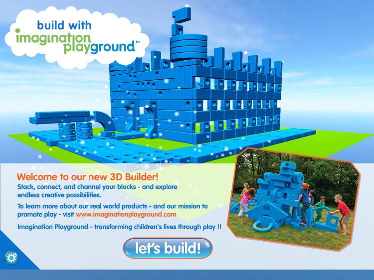 Imagination Playground 3D Builder