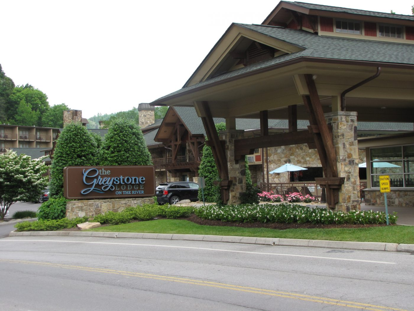 Greystone Lodge Gatlinburg Tennessee