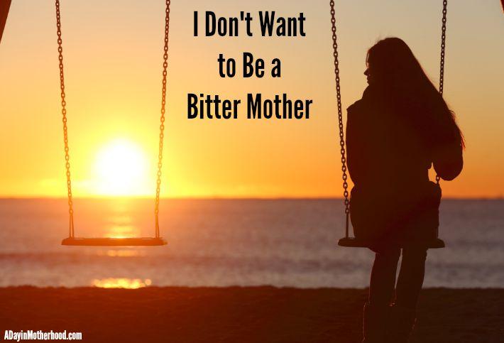 bitter-mom