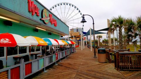 5 Reasons to Bring Your Family to Myrtle Beach!