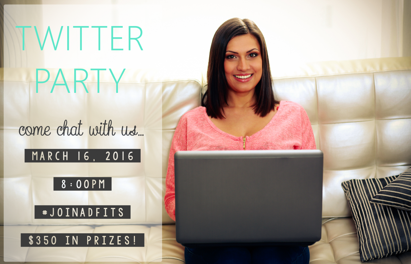 adfits twitter party