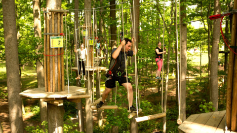 Why you should Go Ape – Zip Line and Tree Top Adventure (Giveaway ENDED)