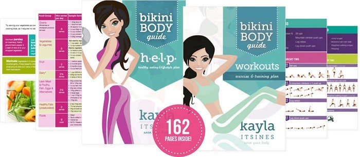 BBG Workout by Kayla Itsines