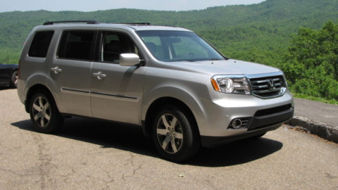 2012 Honda Pilot – Family Road Trip Vehicle