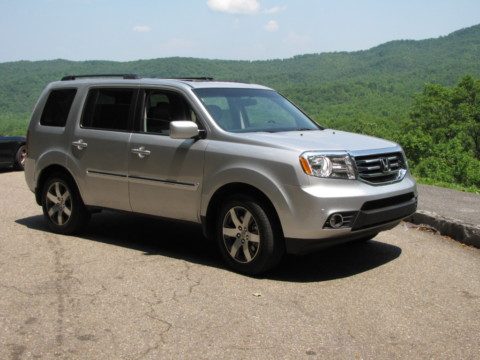 2012 Honda Pilot – Family Road Trip Vehicle