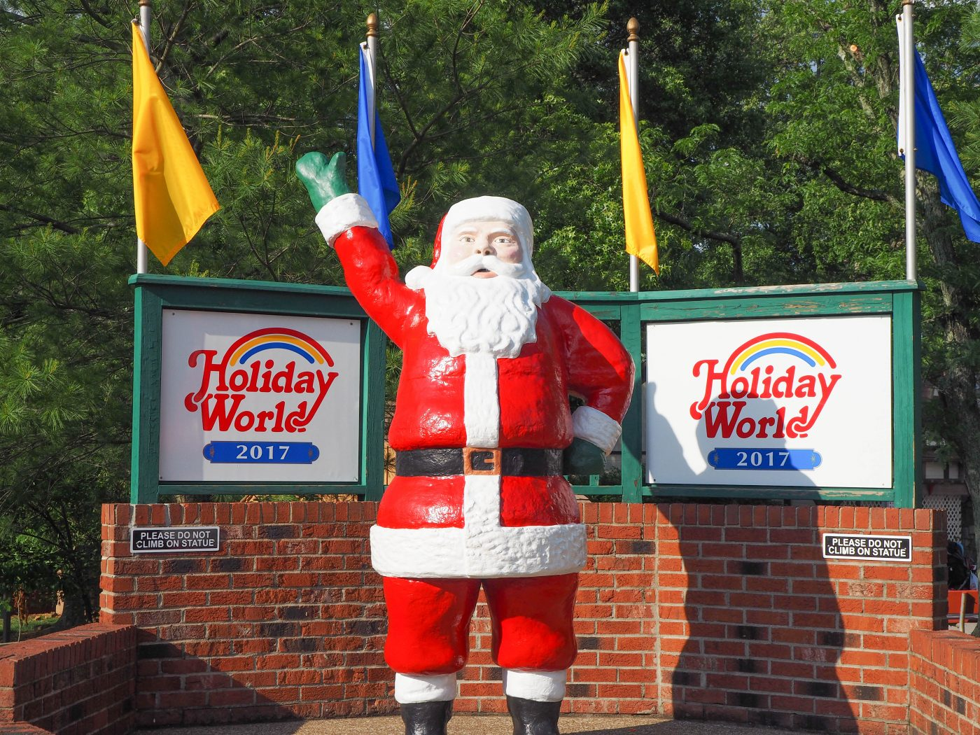 holiday world santa claus indiana