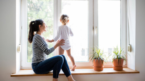 Our Home Renovation:  Lighting and Air Benefits with 3M™ Window Film.