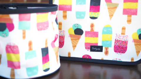 National Ice Cream Month with Thirty-One