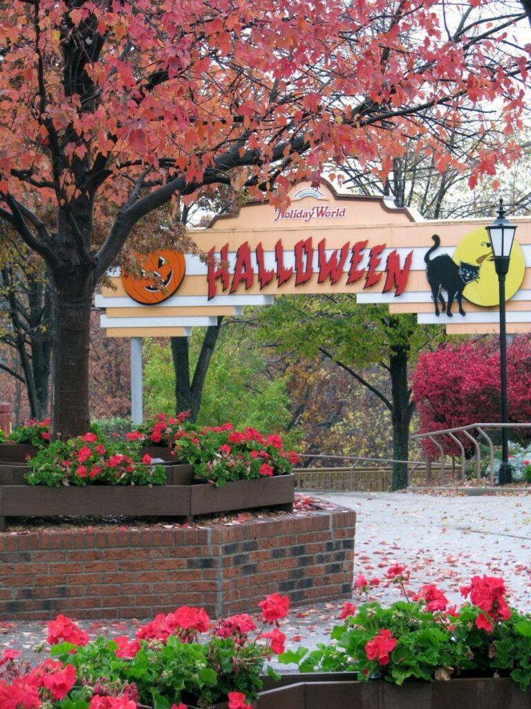 Halloween at Holiday World