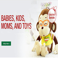 baby, kids and maternity products of the DHgate website