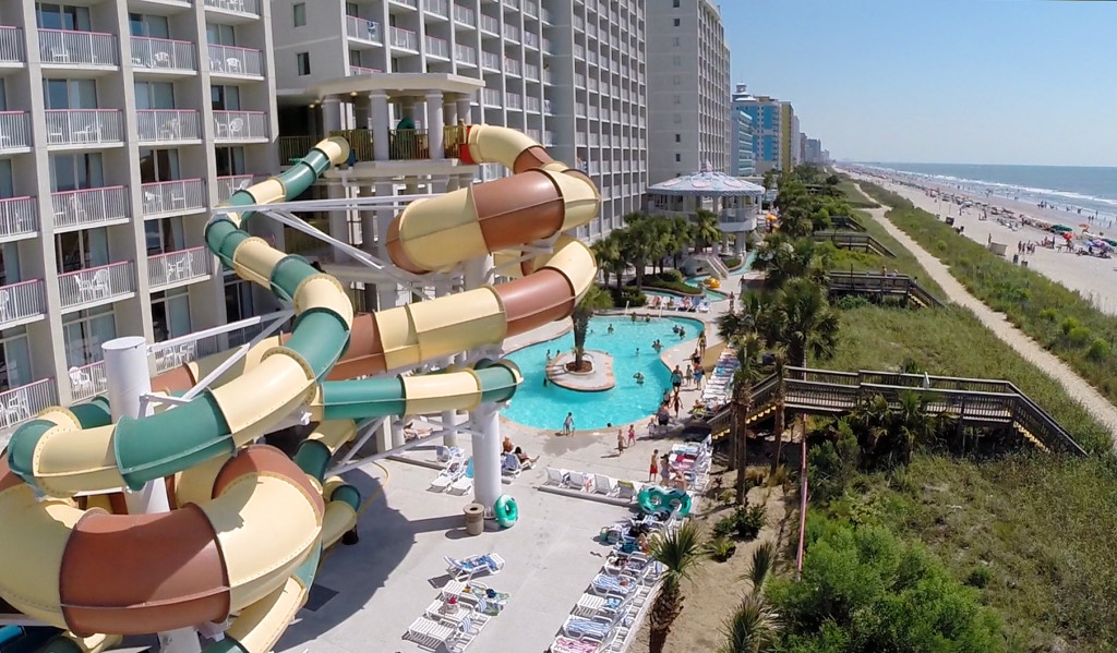 Crown Reef Beach Resort and Waterpark Myrtle Beach