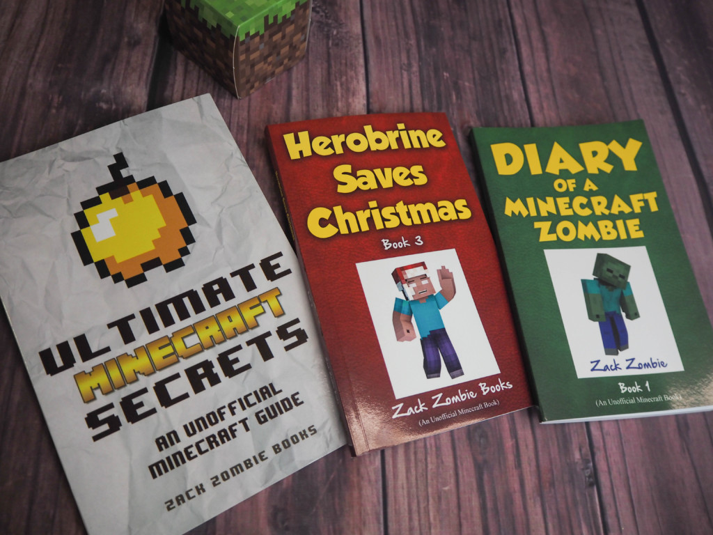 Minecraft Secrets Diary of a Minecraft Zombie