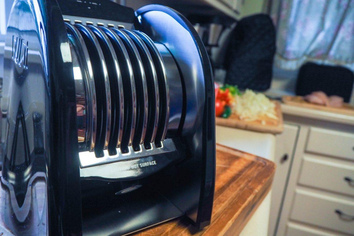 Nuni Tortilla Toaster Review
