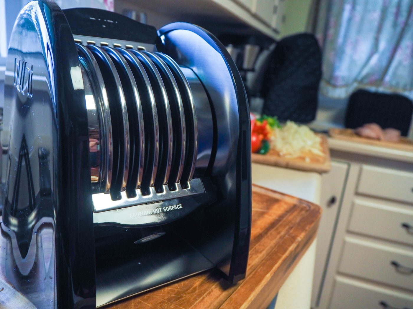 Nuni Tortilla Toaster Review