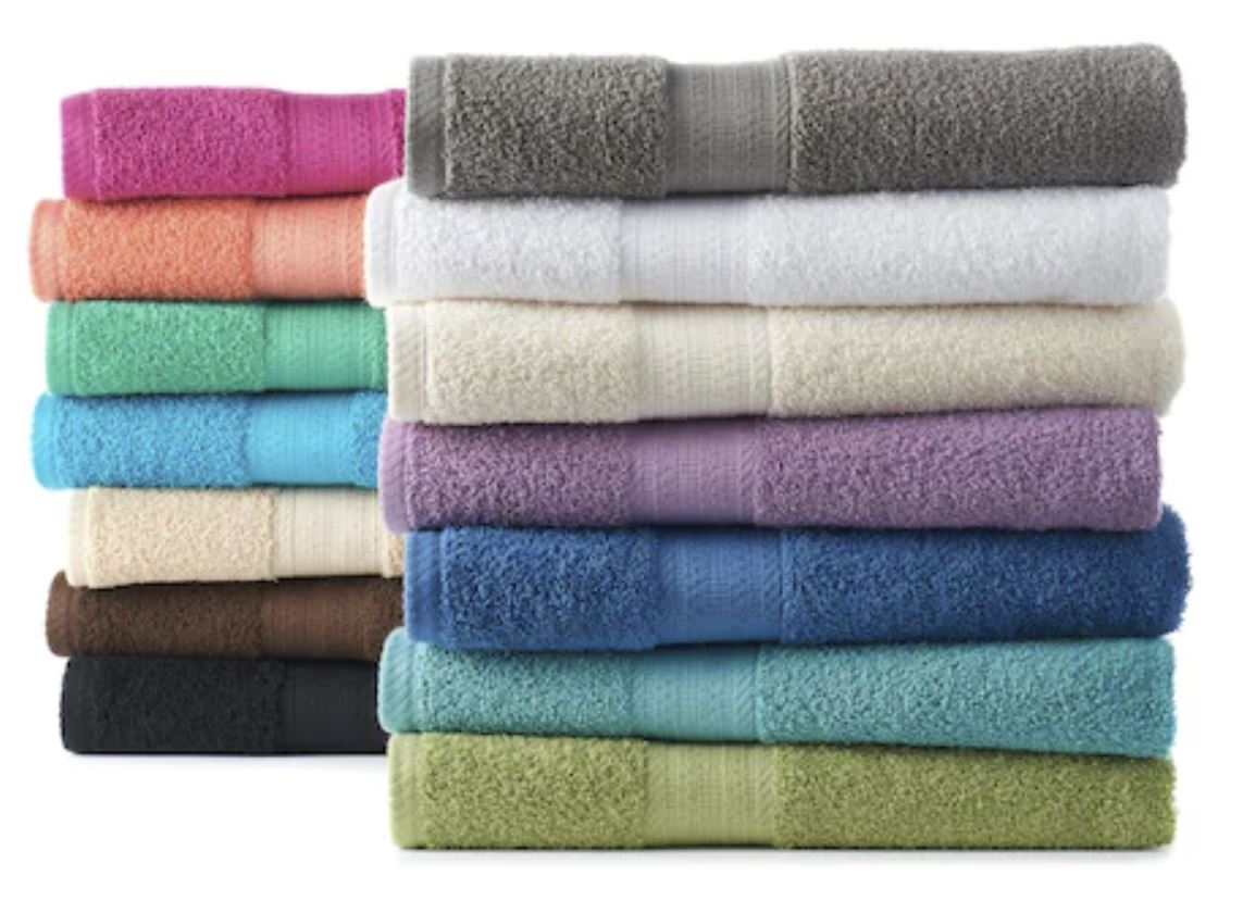 kohl's the big one towel sale