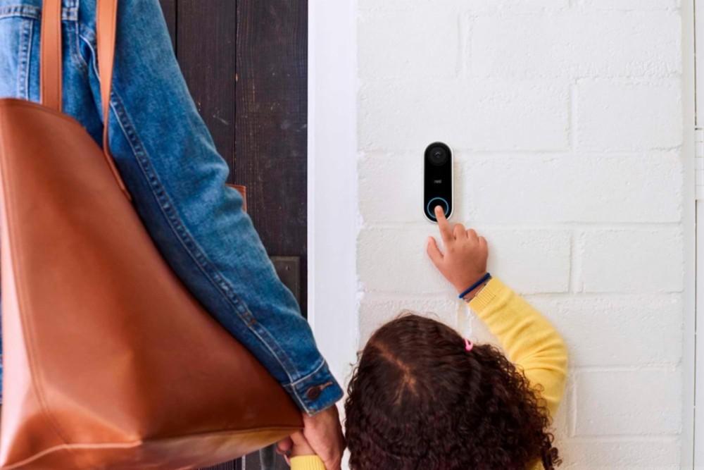 nest camera google doorbell