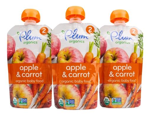 plum organics pouches