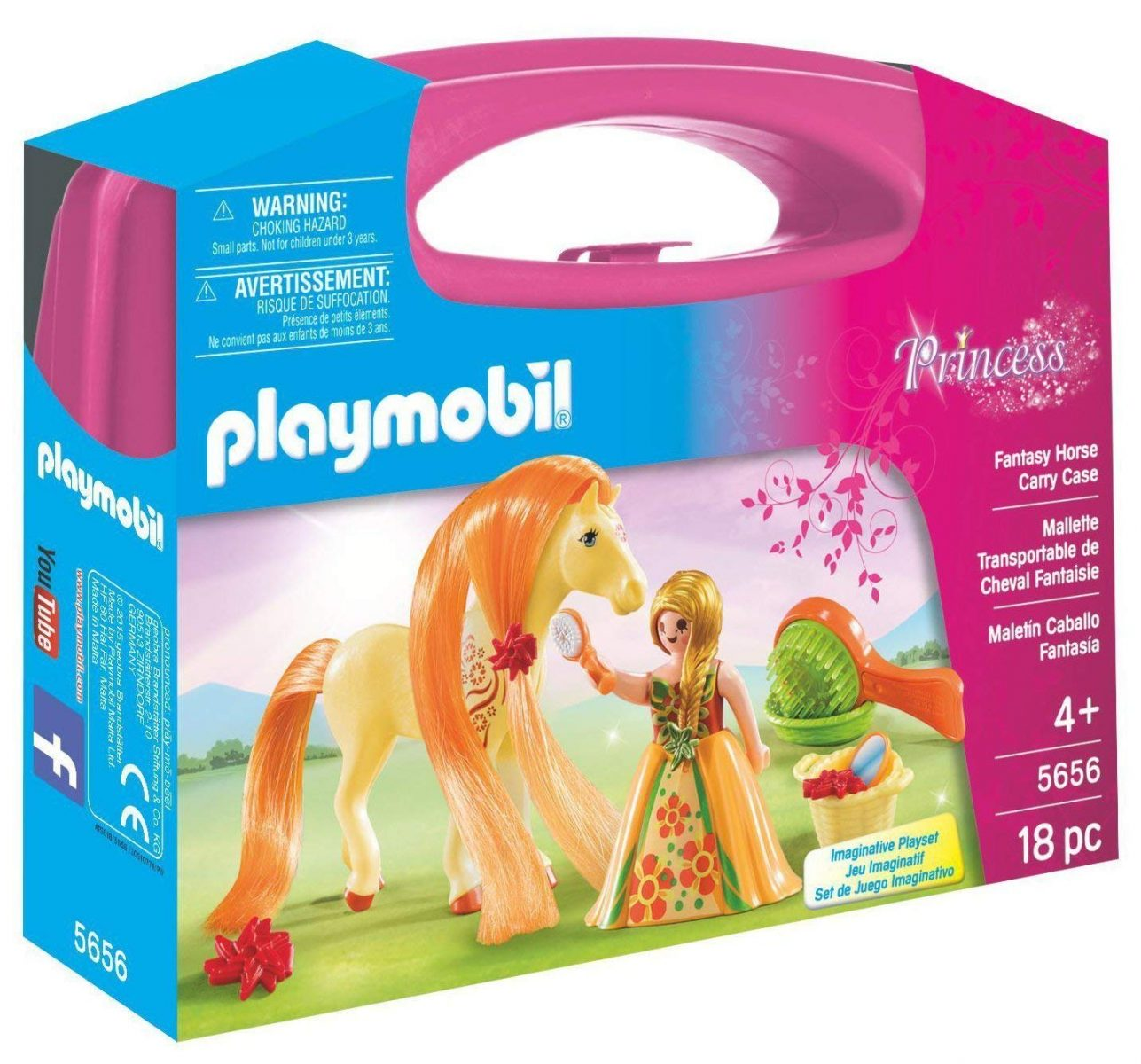 Playmobil Fantasy Horse Carrying Case