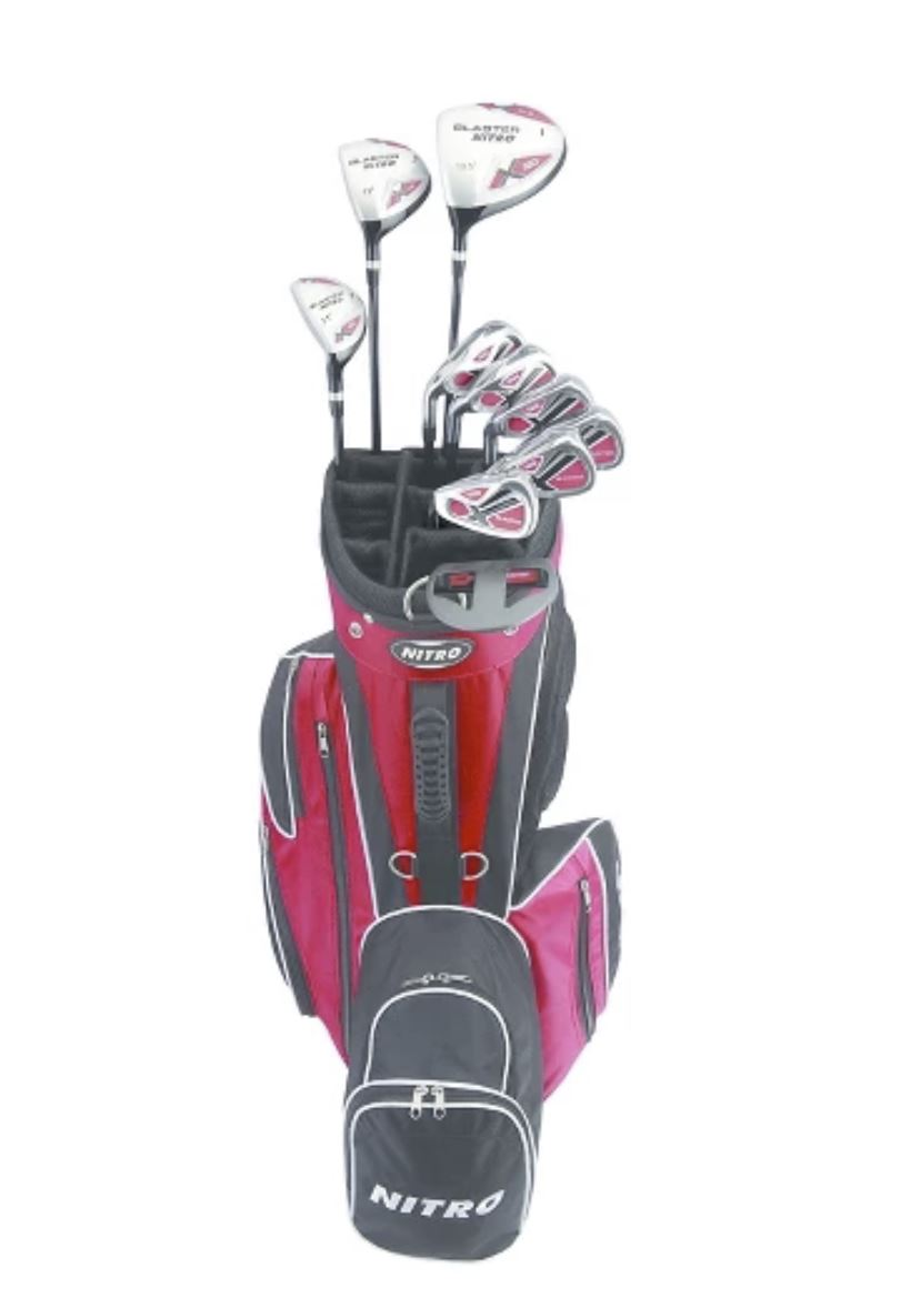golf club nitro set