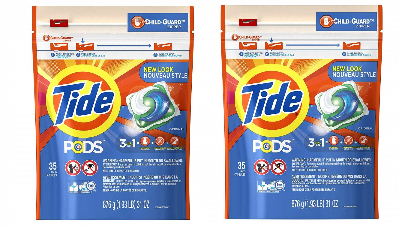 tide pods sale deal coupon