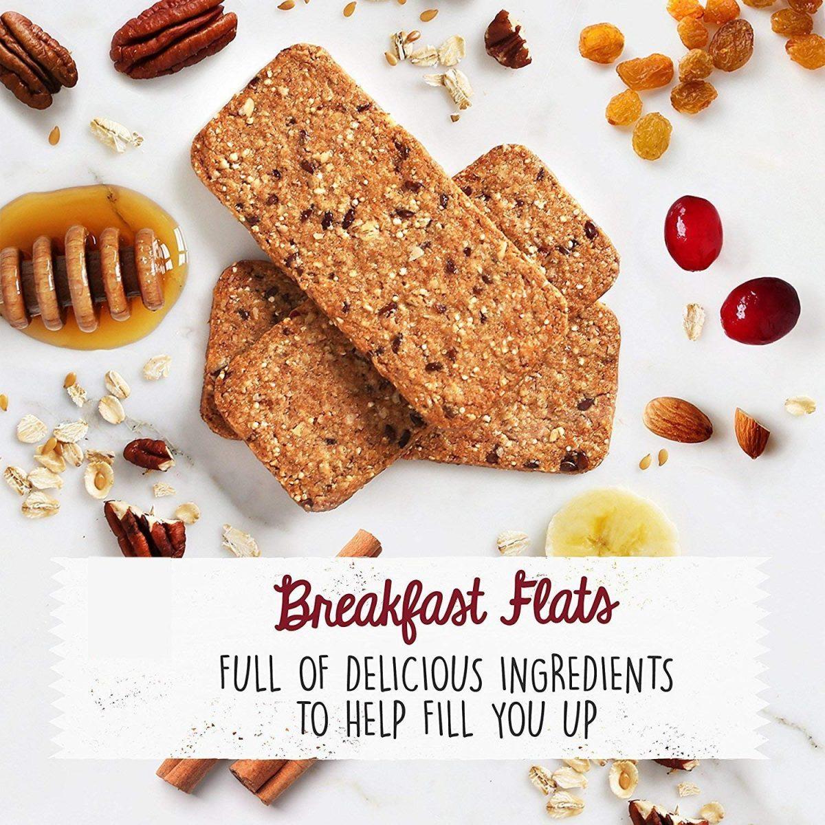 Quaker Breakfast Flats Coupon Deal