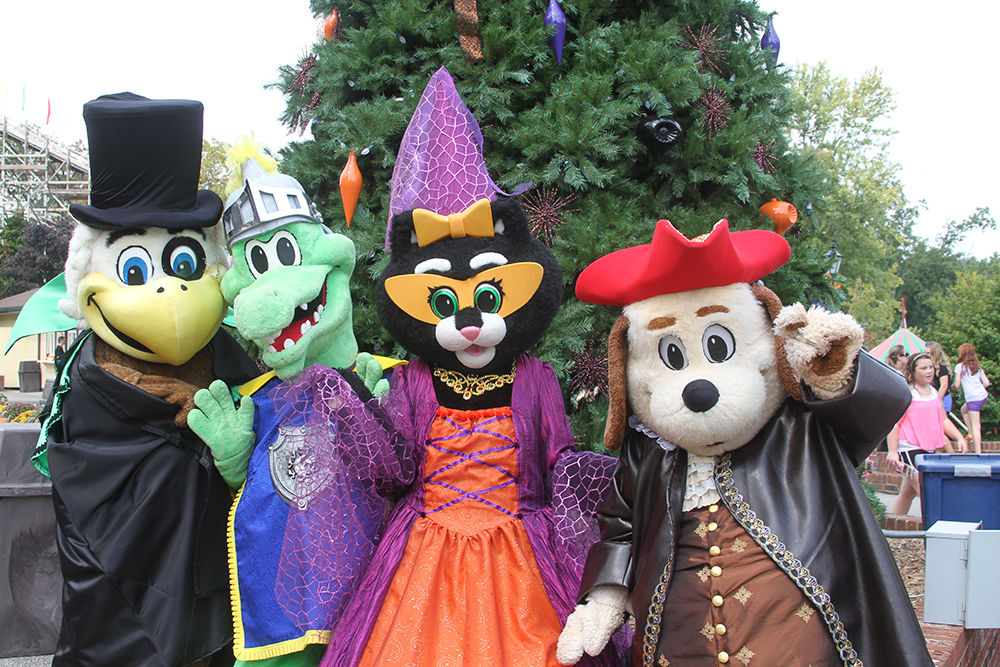 Holiday World Halloween