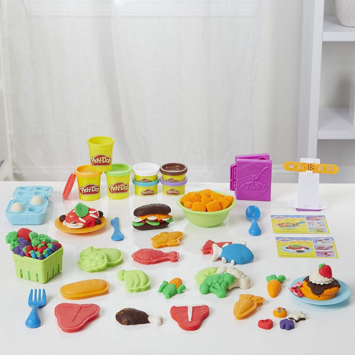 kitchen play doh set