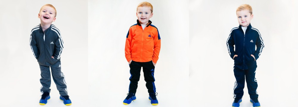 adidas boys clothes