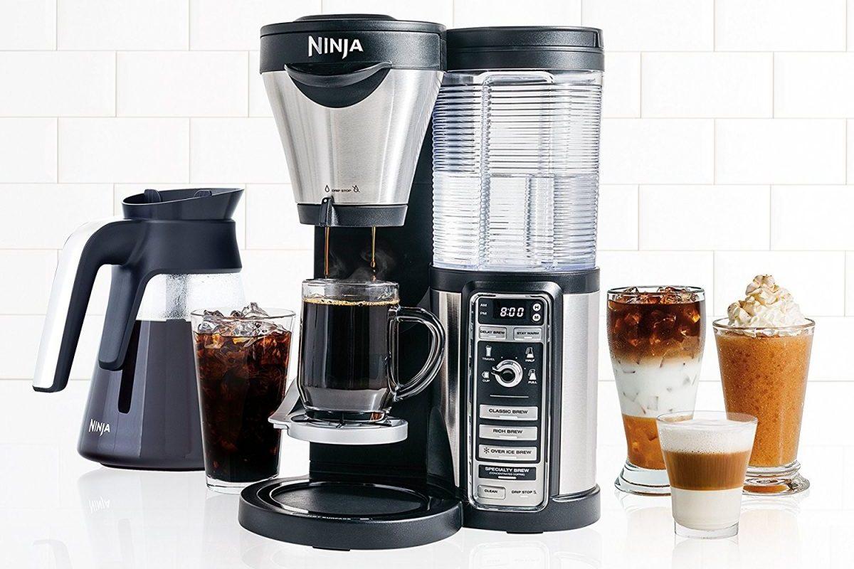Ninja Kitchen Coffee Bar Bewer IQ