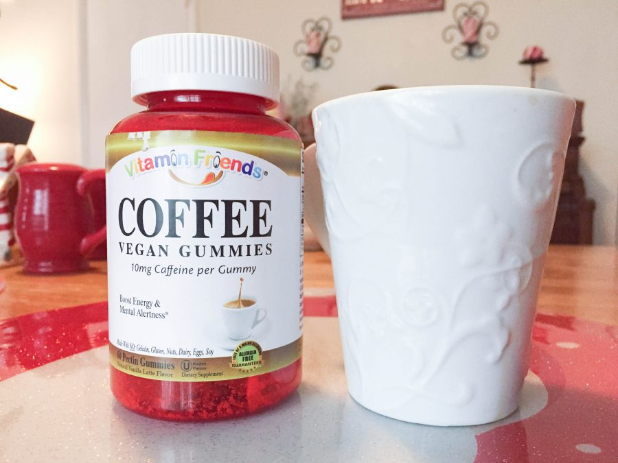 Vitamin Friends Coffee Gummies