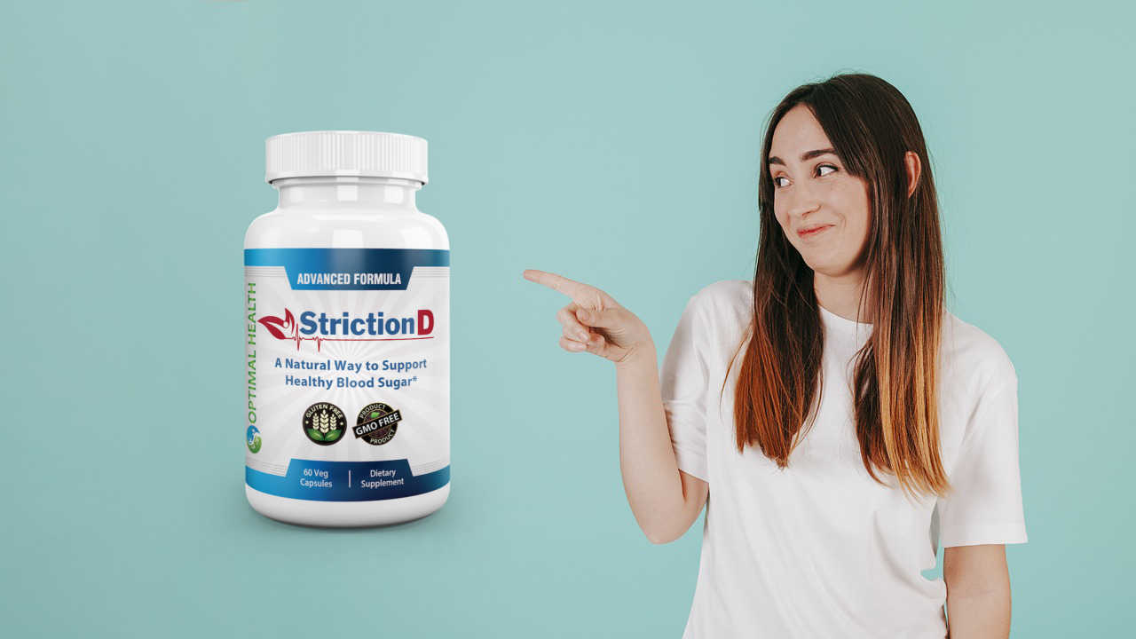 StrictionD-Mom-Review