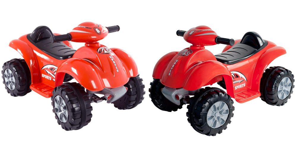 lil' rider ride on toy quad battery powered ride on ATV four wheeler 1
