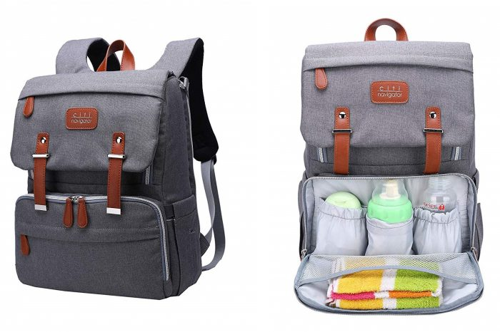 Citi Babies Backpack Diaper Bag