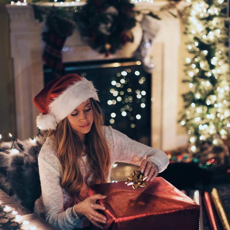 christmas and holiday spending