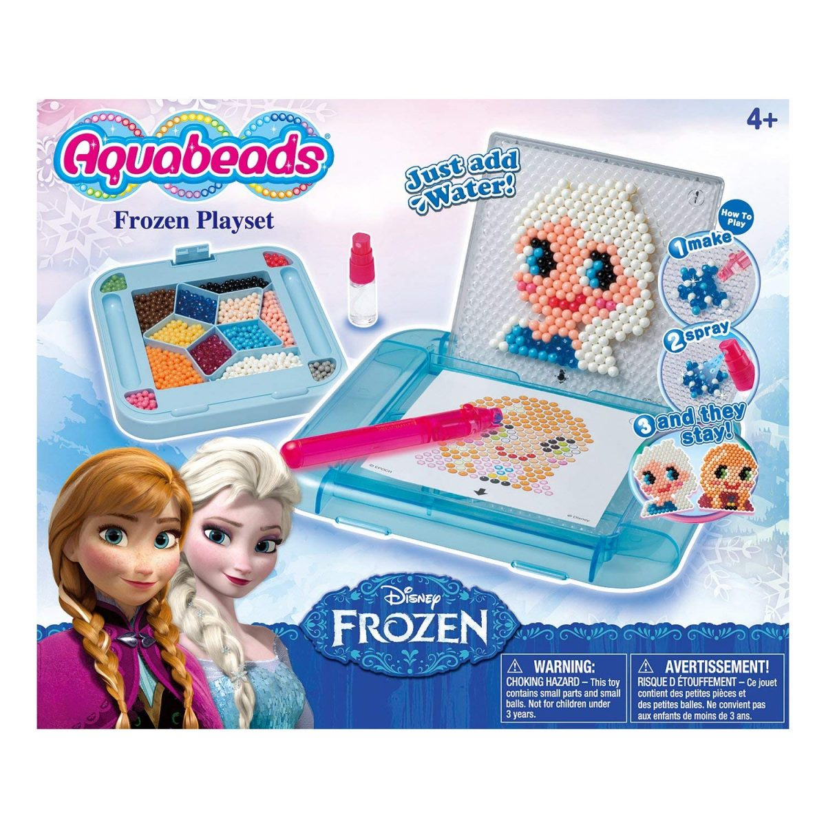 aquabeads frozen play set