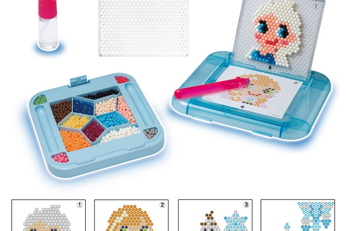 frozen aqua beads play set