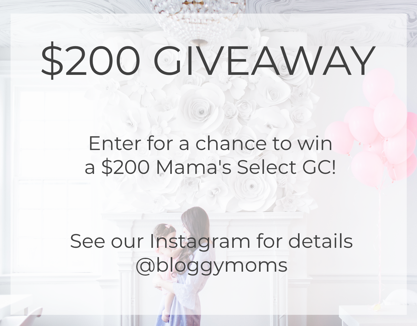 mamas select gift card giveaway