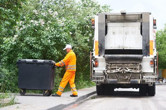 Disposal of Rubbish