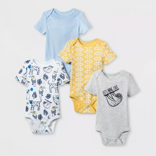 cloud babysuit onesie