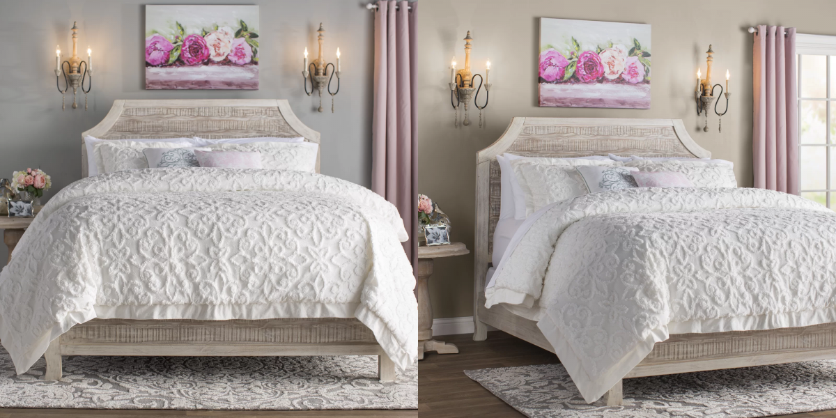 farmhouse bedroom comforter header
