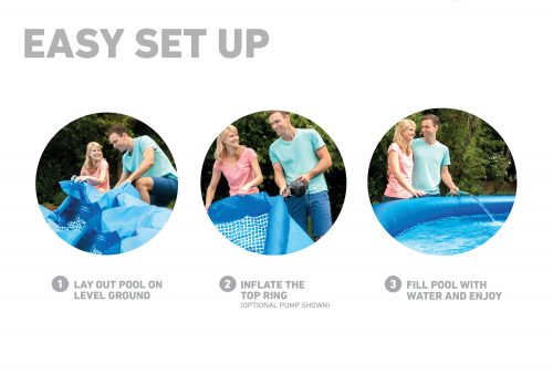 Intex Easy Set Above Ground Pool