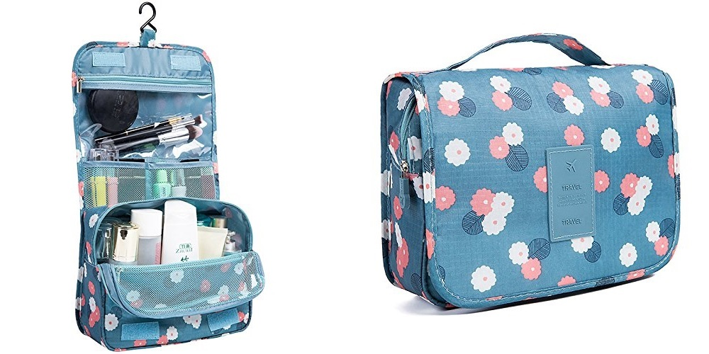 Hanging Travel Cosmetic Bag Just $9.99 (Regular $28.99)