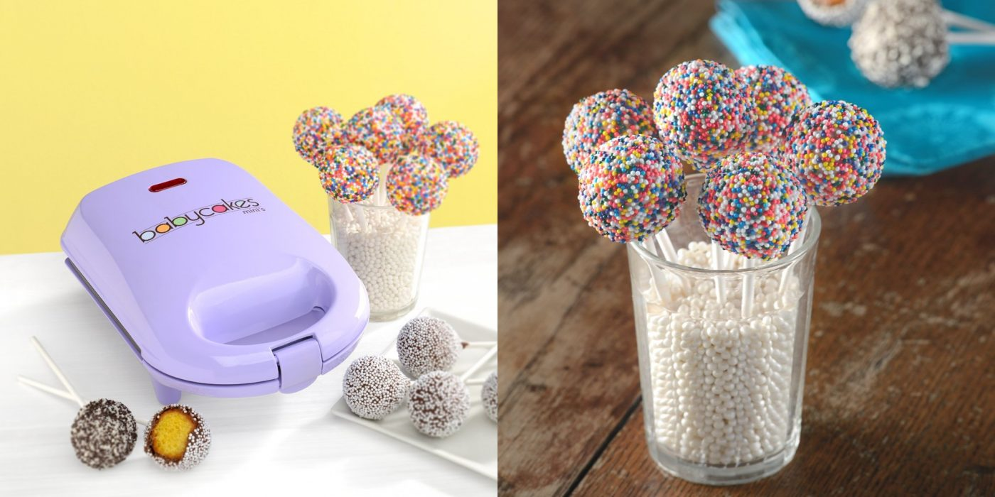 Babycakes Mini Cake Pop Maker Only $13.49 (Regular $30)