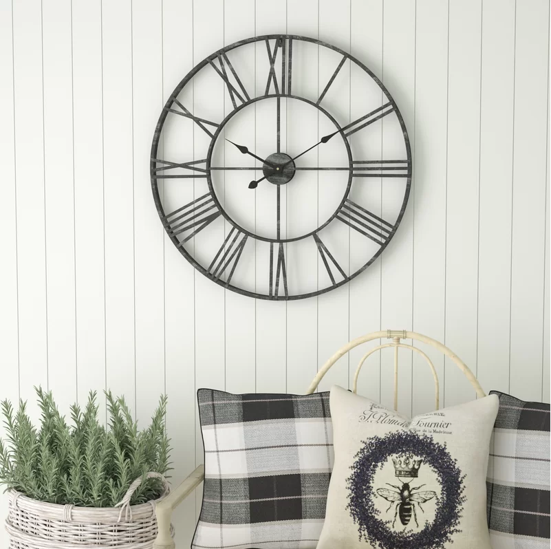 oversized wall clocks deals