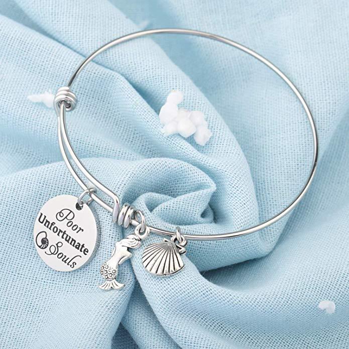 disney villain charm bracelet