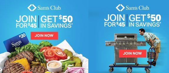 Sam's Club Membership Deals Discount