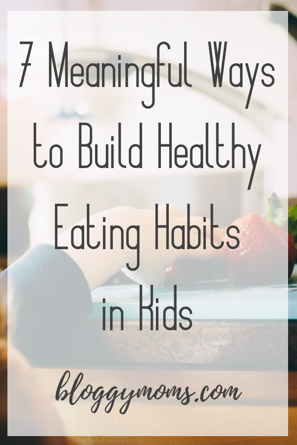 Healthy Eating Habits for Kids