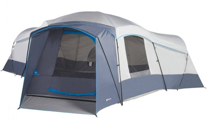 Ozark Trail Hazel Creek 16 Person Family Cabin Tent